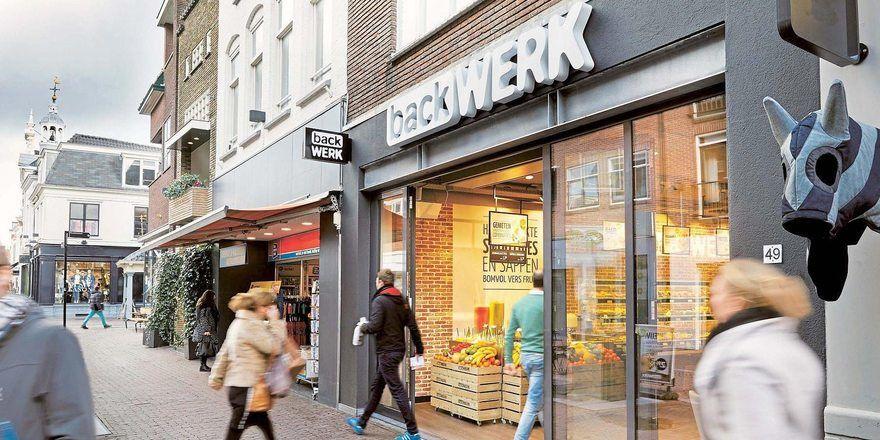 Weniger Menschen in den Innenstädten haben auch bei der Großbäckerei Backwerk zu Umsatzverlusten geführt.