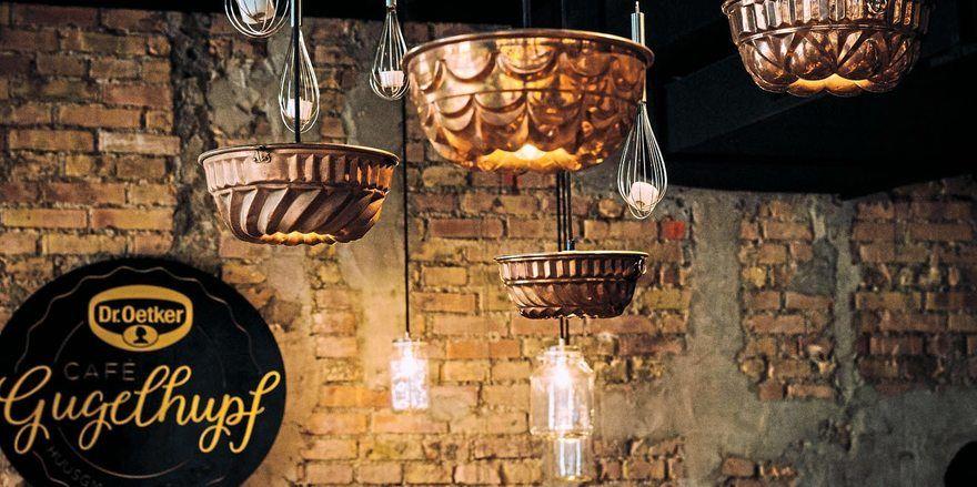 Das Café in Luzern: Das Gugelhupf-Konzept von Dr. Oetker expandiert nach Deutschland.