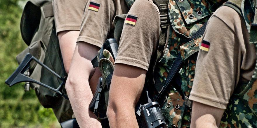 Die Bundeswehr setzt bei Brot auf Bäckerkompetenz.
