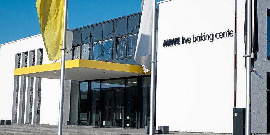 Im Miwe live baking center finden Hausmessen statt.