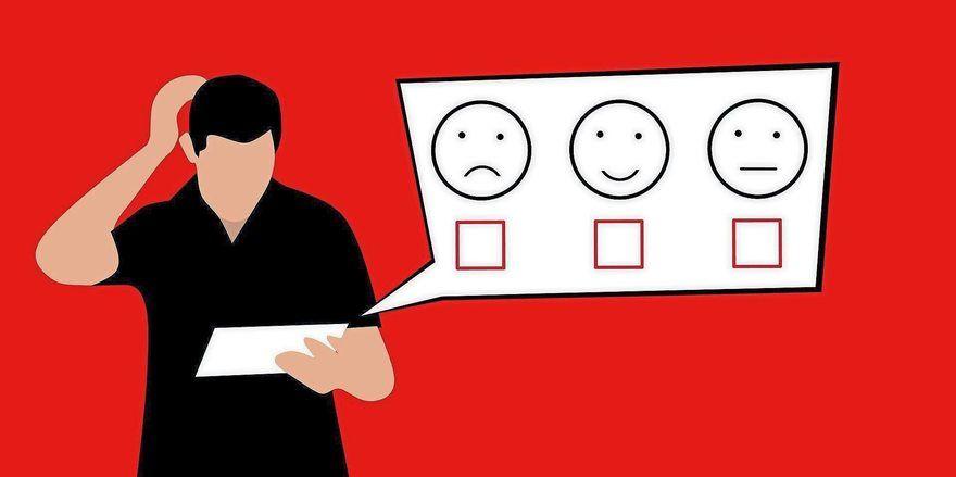 Nachgedacht: Kunden müssen Entscheidungen für Bewertungen unabhängig getroffen haben, denn Äußerungen Dritter wirken objektiv.