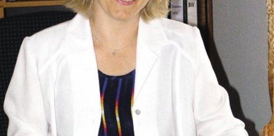 Energieberaterin Andrea Stanzel.