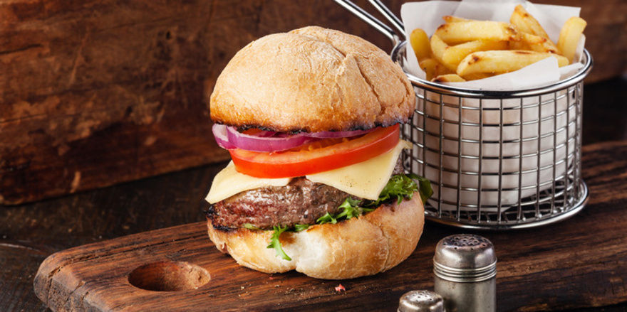 Hans im Glück: Der Burger-Brater führt mit einem Umsatzplus von 210 Prozent.