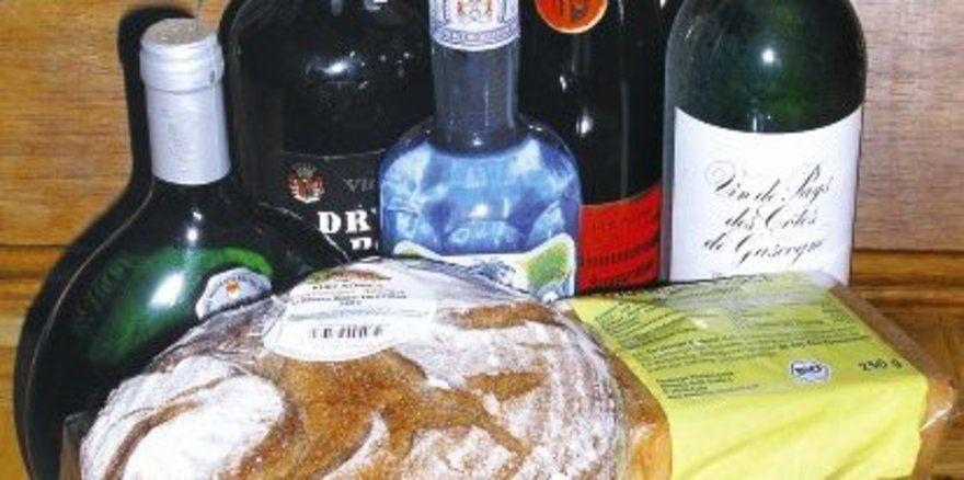 Für Flaschenweine, Spirituosen und fertig verpacktes Brot gelten EU-weit weiterhin standardisierte Packungsgrößen.