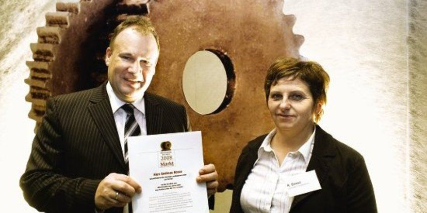Roswitha und Andreas Bosse.