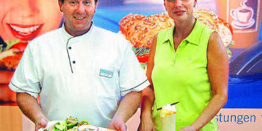 Ursula Ahland-Veith und Rainer Veith haben schon auf verschiedenen Messen und Seminaren demonstriert, wie man das Potenzial rund um das Frühstücksgeschäft nützen kann.