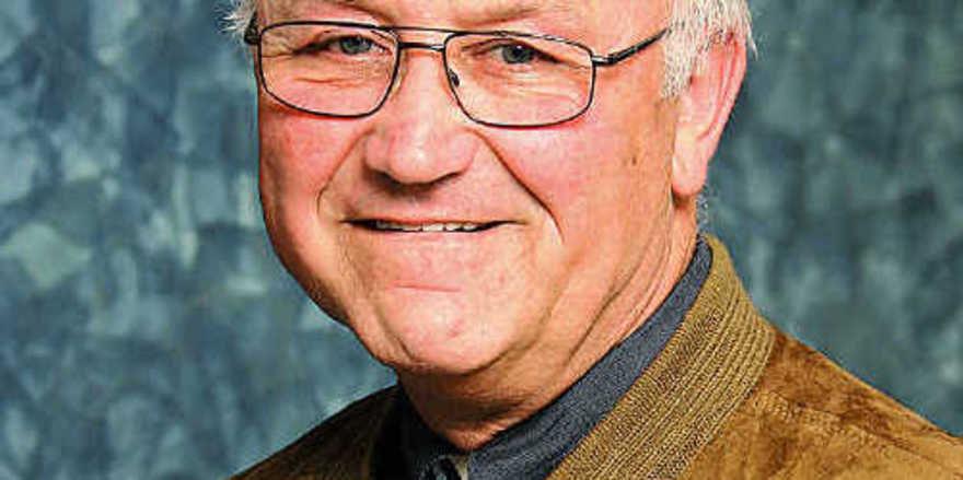 Obermeister Günter Gronowski sieht für die Zukunft gute Chancen.