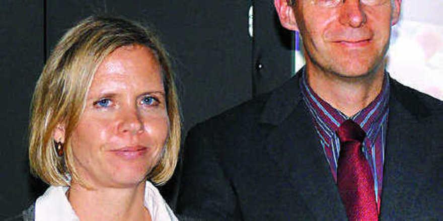 Prof. Dr. Achim Spiller und Dr. Anke Zühlsdorf haben die neue Studie zu Biobackwaren präsentiert.