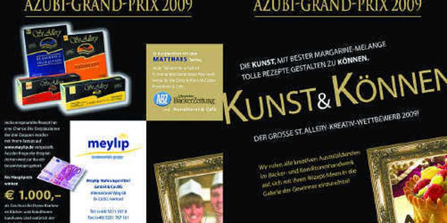 Die Rezeptkreationen zu jeder der drei Themenetappen können ab sofort auf www.meylip.de eingereicht werden.