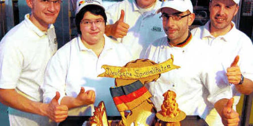Die Nationalmannschaft des Bäckerhandwerks freut sich auf die fachliche Verstärkung.