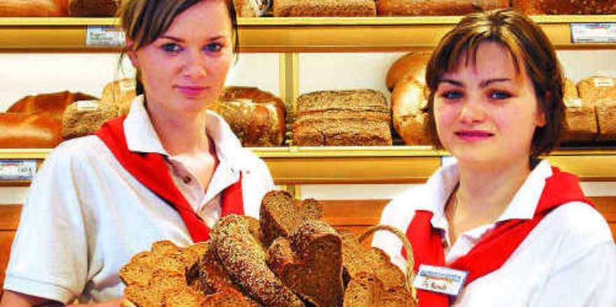 """Angereicherte Brote, Getränke, Cerealien können die Ernährung sinnvoll ergänzen – sofern dies bewusst geschieht: Das """"Landbäckerherz"""", eine Brotkreation der Landbäckerei Bosse in Stendal enthält unter anderem Folsäure, ein wichtige"""