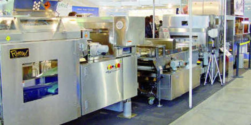 Die Binnennachfrage nach Bäckereimaschinen ist maßgeblich für die stabile Entwicklung des Bäckereimaschinenbaus, vor allem die Importe legten zu.