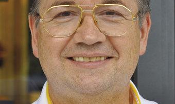Engagiert sich stark für den Berufsnachwuchs: Karl-Heinz Hoffmann.