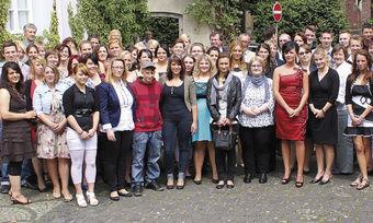 Die Bäckerinnung Krefeld-Viersen feierte einen starken Jahrgang mit insgesamt 82 Nachwuchskräften.