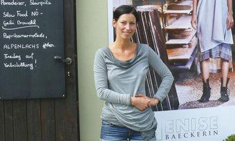 """""""Denise Bäckerin"""" in Brunn an der Pitten. Es gibt auch eine Filiale in Wiener Neustadt mit exquisitem Suppenangebot."""