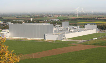 Ein Mammutprojekt: Lidls neue Backfabrik