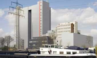 Eine von 550 Mühlen, die vom Verband Deutscher Mühlen vertreten wird.
