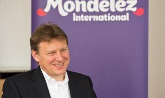 Mondelez-Deutschland-Chef Leiße treibt die Verwandlung zum Snackkonzern hierzulande voran.