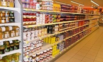 Über alle Produktgruppen hinweg sind bei Lebensmitteln die Preise gestiegen.