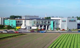 Am Standort Fürth sind die Kapazitäten deutlich erweitert worden.