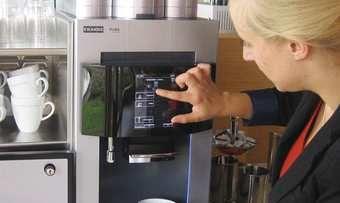 Franke profitiert vom boomenden Kaffeegeschäft. Allerdings schläft die Konkurrenz nicht.