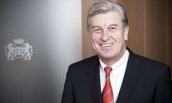 Peter Becker ist jetzt Präsident des fusionierten Weltverbands der Bäcker und Konditoren.
