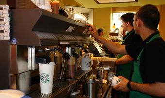 Das US-Unternehmen Starbucks will in Europa verstärkt punkten.