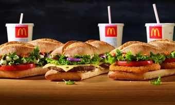 Der Fastfood-Konzern bekommt zu spüren, dass auch das Ernährungshandwerk im Snackgeschäft erfolgreich agiert.