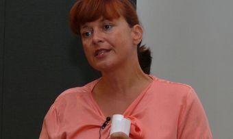 Birgit Kaiser ist Expertin in Sachen Gastro-Angebote.
