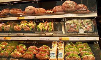 Mit frisch belegten Brot-Snacks will die SB-Bäckerei weiter wachsen.