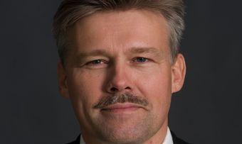 Er hält 25 Prozent der Geschäftsanteile: Axel Weber.