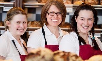 Die Verhandlungen über die Entgeltanhebung für Bäckereifachverkäuferinnen sind verschoben worden. Fotolia.com/contrastwerkstatt