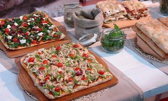 Teigprofis: Wer im Außer-Haus-Markt unterwegs ist, setzt gern auf Pizza und Pasta.