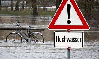 Das Geschäftsjahr 2013 der SHB stand im Zeichen der Überflutungsschäden. Fotolia.com/Thaut Images