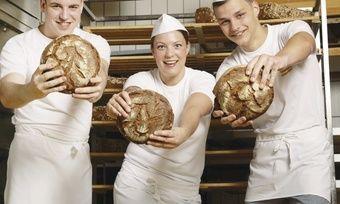 Die Bäckerei Newzella in Köln hat dieses Foto für den Wettbewerb der Bundesakademie eingereicht.