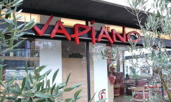 Bahnreisende können sich bei Vapiano bald mit Pizza und Pasta versorgen.