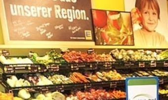 Der Einzelhandel hat Produkte mit dem relativ neuen Siegel im Programm.