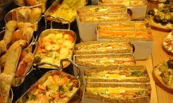Auch Snack-Anbietern gelingt es, im Schnitt höhere Preise durchzusetzen.