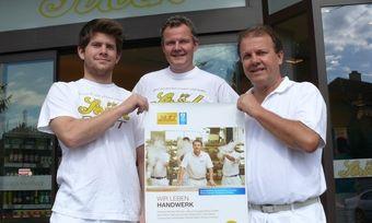 Das Familienunternehmen Ströck beruft sich auf seine handwerkliche Produktion.