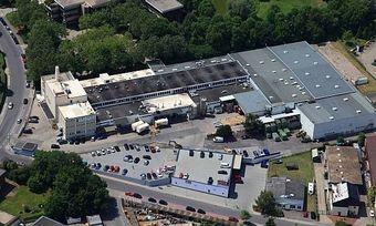 Der Hauptsitz von Lambertz in Aachen. Die Gruppe wächst durch Zukäufe.