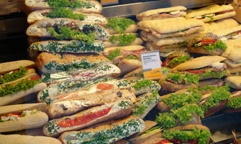 Ob Brot, Salat, Käse, Fleisch oder vegane Ernährung: Die Internorga bietet Impulse für das Außer-Haus-Geschäft.