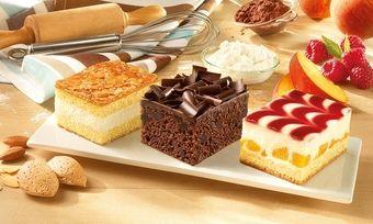 Mit TK-Kuchen und -Torten behauptet sich Coppenrath & Wiese auf dem Markt.