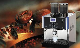 Das Geschäft mit Kaffeemaschinen ist ein wesentlicher Umsatzbringer.