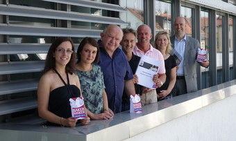Die Jury hat den BakerMaker-Preisträger bestimmt: Debora Gatti, Katharina Ott, Gerold Heinzelmann, Reinald Wolf, Bernd Siebers, Heike Kinkopf und Bernd Kütscher.