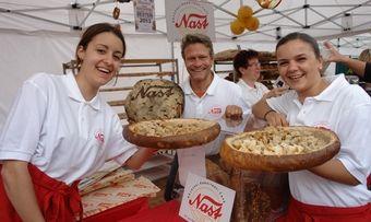 Die Teilnahme an Brotmärkten, hier eine Aufnahme aus Stuttgart, ist nur eine Möglichkeit, sich als Innungsbäcker zu präsentieren.