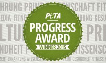 Der Preis der Tierschutzorganisation wird jedes Jahr verliehen.