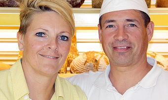 Viele Bäckereien werden von Paaren - mit oder ohne Trauschein - geführt.