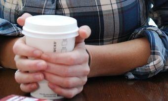 In Bäckereien ist Kaffee zum Mitnehmen ein wichtiger Umsatzbringer.