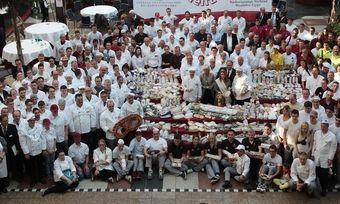 Mehr als 250 Bäcker aus dem Rheinland und Nordrhein-Westfalen sind beim Stollen-Treff mit von der Partie.