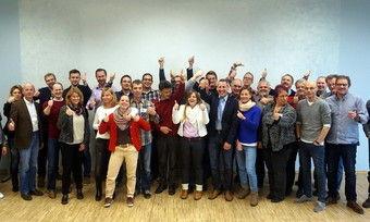 Das ADB-Team aller Bildungsstandorte des Bäckerhandwerks bei seiner Tagung in Kassel